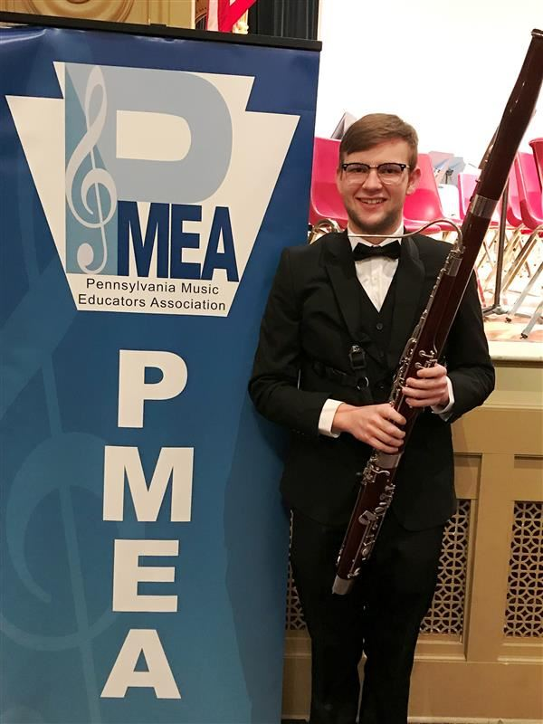 Sanner attends District Orchestra