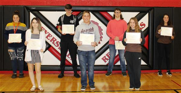 Challenge Program honors MAHS students