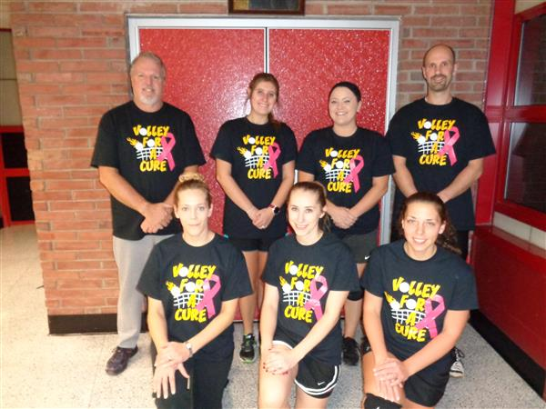 MASD wins Volley for a Cure