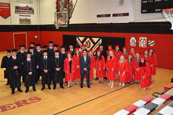 Class of 2020 presents annual Baccalaureate Service
