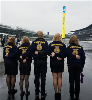 FFA members travel to Indianapolis