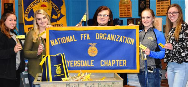 MAHS celebrates National FFA week