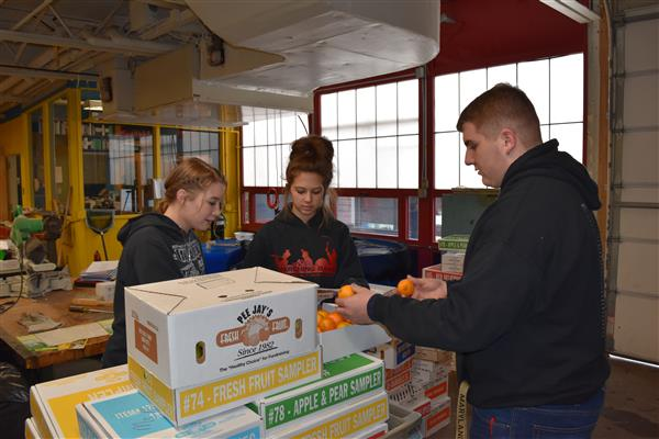 FFA Fruit Sales is an annual tradition