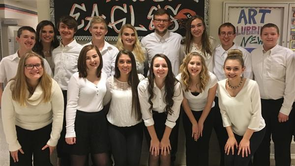 MASD students participate in Senior High County Chorus