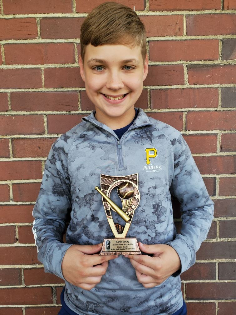 Schurg places 3rd in Pirates competition