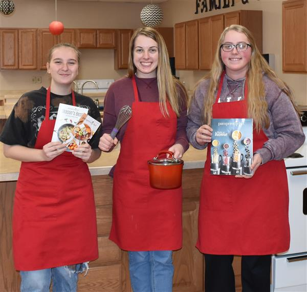 FACS to host Pampered Chef catalog party