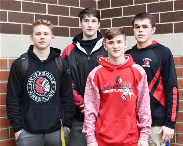 Red Raiders advance to wrestling Regionals